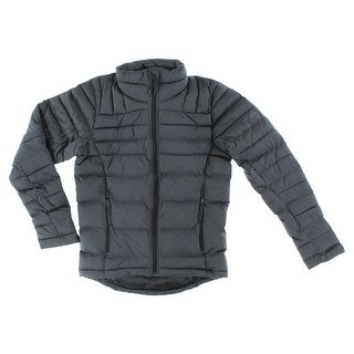 Adidas Mens Hiking Comfort Jacket Dark Grey - DARK GREY