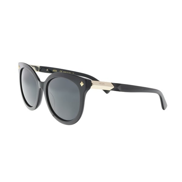 783af4c4b3 Shop MCM MCM612 S 1 Black Cat Eye Sunglasses - 56-19-140 - Free ...