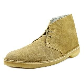 Clarks Originals Desert Boot   Round Toe Suede  Desert Boot
