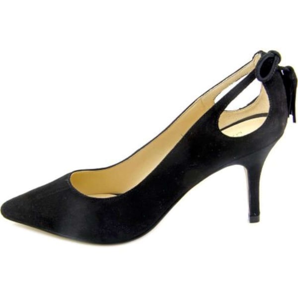 Marc Fisher Womens teagin Leather Pointed Toe Classic Pumps