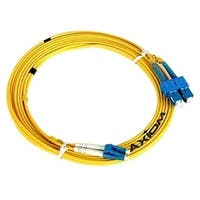 """Axion SCSTSD9Y-4M-AX Axiom Fiber Cable 4m - Fiber Optic for Network Device - 13.12 ft - 2 x SC Male Network - 2 x ST Male"