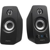 Creative Labs Speakers 51MF1670AA003 T15 Wireless 2.0 Bluetooth Speaker System Retail