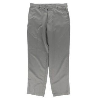 Izod Mens Athletic Pants Golf Classic Fit - 36/34