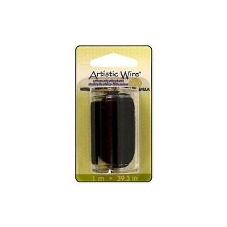 Artistic Wire Mesh 18mm Black 1m
