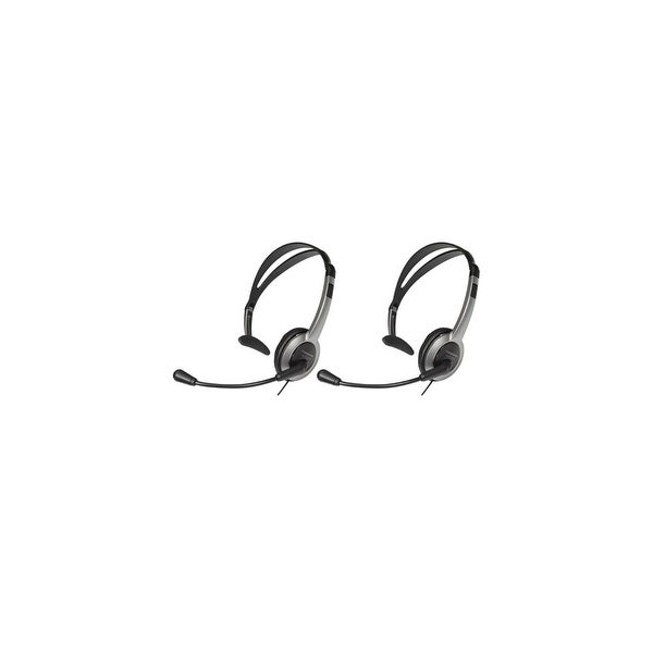 KX-TCA430-2 Headset w/ Adjustable Headband For Vtech Phones