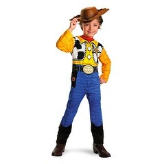 Boys Toy Story Sheriff Woody Costume