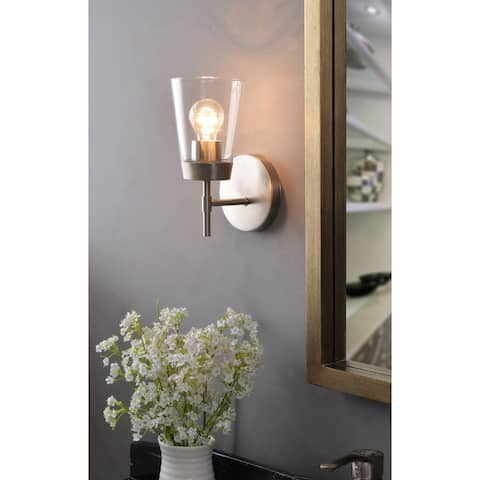 Wynn 10-inch 1 Light Wall Sconce