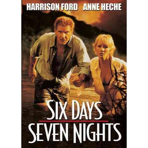 Six Days, Seven Nights - DVD