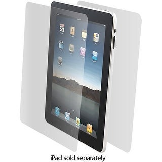 Zagg - invisibleSHIELD Screen Protector for Apple iPad 1st Generation - Full Bo