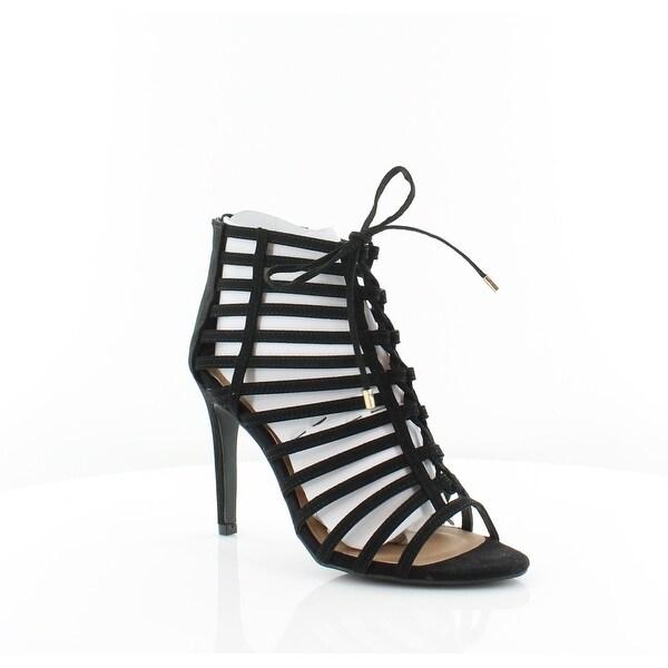 Matterial Girl Raquel Women's Heels Black - 7