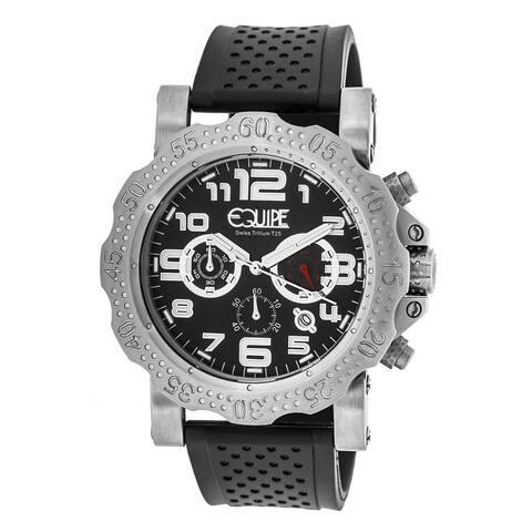 Equipe Rivet Men's Quartz Chronograph Watch