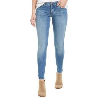 Hudson Jeans Krista Temple City Super Skinny Crop