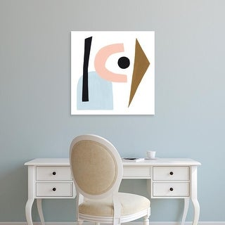 Easy Art Prints Grace Popp's 'Informal Formation II' Premium Canvas Art