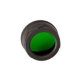 Nitecore 34mm Filter - Green Lens Cap Filter