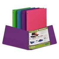 Samsill SAM11399 Fashion Color Binder 1In Capacity