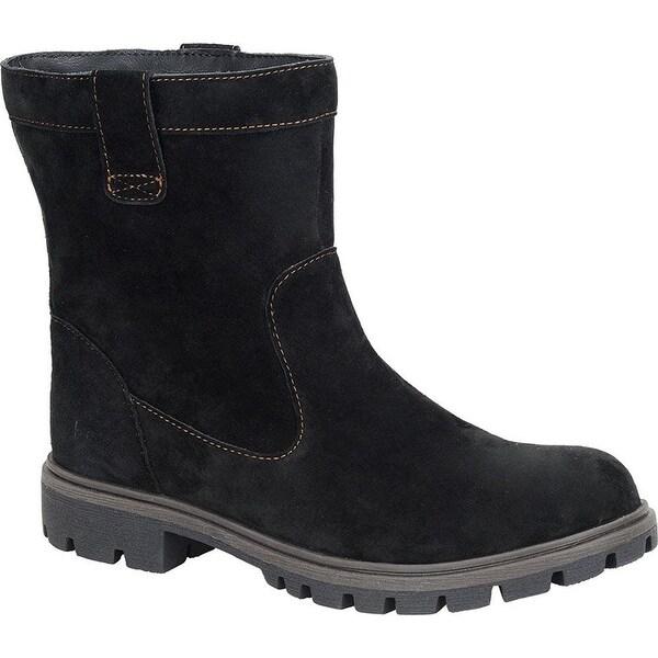 B.O.C Womens Bolsena Leather Closed Toe Mid-Calf Fashion Boots