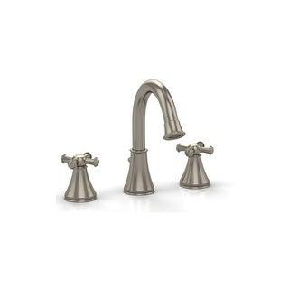 Toto TL220DDH  Vivian Widespread Bathroom Faucet with Cross Handles