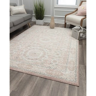 Link to Dogwood Vintage Transitional Rug Similar Items in Rugs