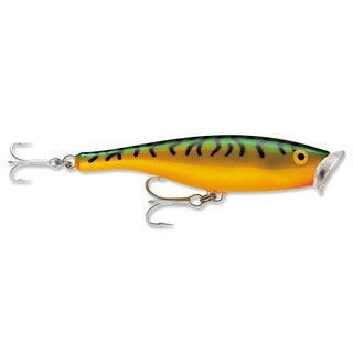 Rapala Skitter Pop Saltwater 12 Fishing Lure - Green Mackerel - green mackerel