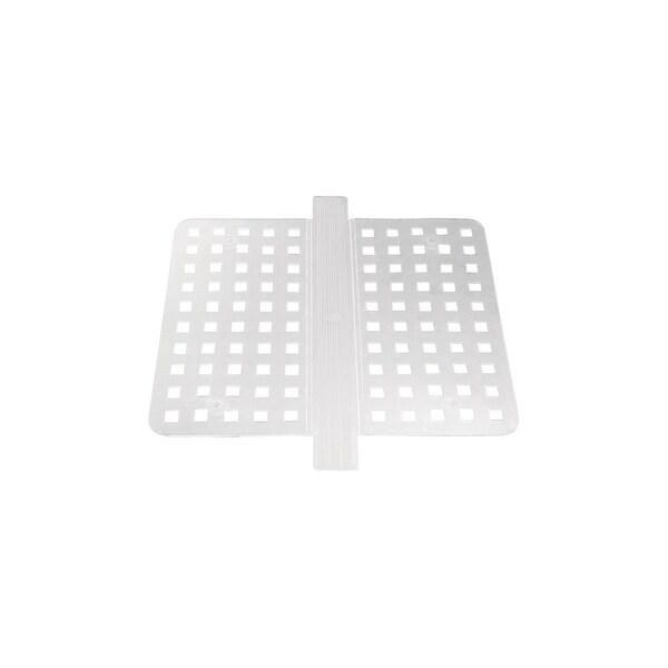 InterDesign Clear Saddle Sink Mat