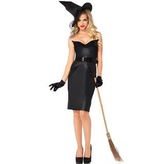 Leg Avenue Vintage Witch Adult Costume - Black - Large https://ak1.ostkcdn.com/images/products/is/images/direct/a9c53cb86baafc1f11d99aa0c0c28cc9715cf144/Leg-Avenue-Vintage-Witch-Adult-Costume.jpg?impolicy=medium
