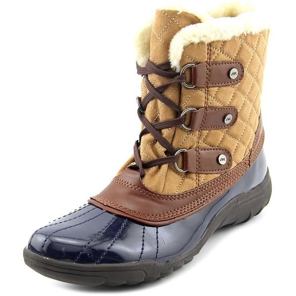 Anne Klein Sport Gailla Med/Nat Snow Boots