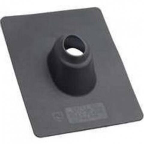 "Oatey 14038 No-Calk Flexible Roof Flashing, 3"", Plastic"