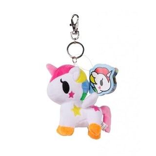 "Tokidoki Unicorno Stellina 4"" Plush Keychain - multi"