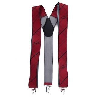 University of Arkansas Razorbacks Suspenders