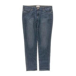 Paige Womens Jimmy Jimmy Skinny Stretch Denim Skinny Jeans