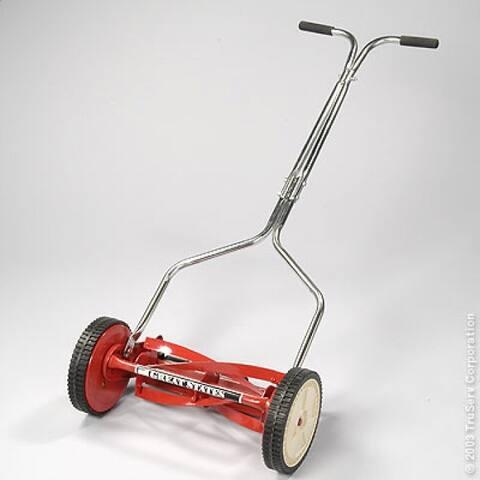 "Great States 304-14 Economy Light Model Reel Mower, 14"""