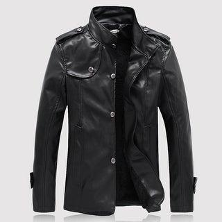 Fashion Men's Leather Jacket