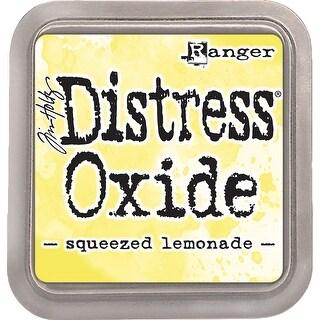Tim Holtz Distress Oxides Ink Pad-Squeezed Lemonade