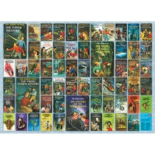 Outset Media Jigsaw Puzzle 1000 Pieces 19.25 x 27 in. Hardy Boys