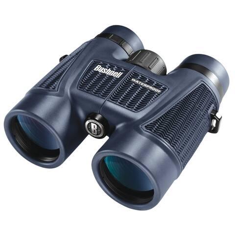 Bushnell outdoor bushnell h20 8x42 wp/fp roof prism binocular 158042