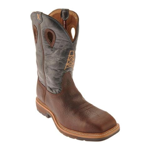 e3958a43330 Buy Twisted X Boots Men's Boots Online at Overstock | Our Best Men's ...