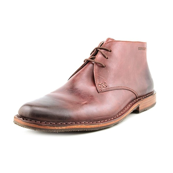 Sebago Tremont Men Round Toe Leather Chukka Boot