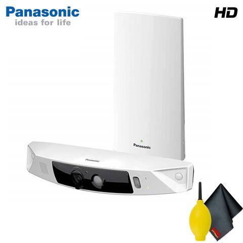 Panasonic Smart Home Monitoring HD Camera System Bundle