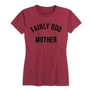 Fairly Odd Mother - Ladies Short Sleeve Classic Fit Tee