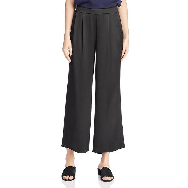 Eileen Fisher Womens Pants Silk Wide Leg. Opens flyout.