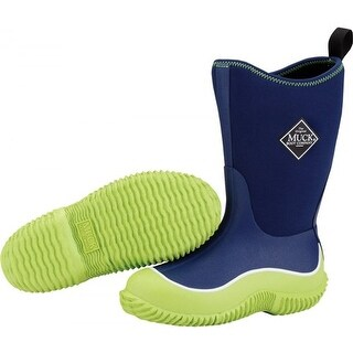 Muck Boots Childs Hale Series w/ Diamond Tread Outsoles & Stretch Fit Topline Binding