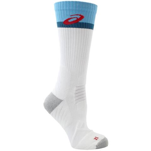 Asics Womens Athlete Crew Tennis Athletic Socks Crew