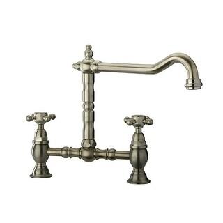 Delicieux Fortis 8821500 Bridge Style Kitchen Faucet