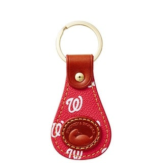 Dooney & Bourke MLB Nationals Keyfob (Introduced by Dooney & Bourke at $28 in Oct 2015)
