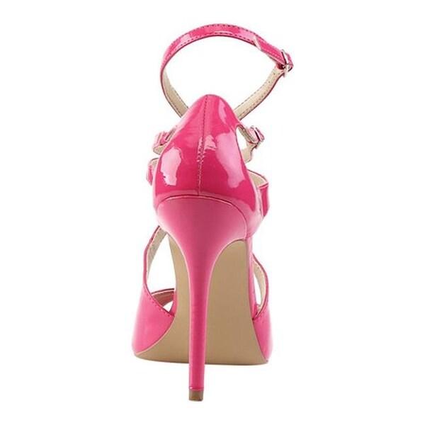 AMUSE-15  5/'/' Heel Strappy Sandal