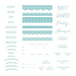 Formal Invite - Lifestyle Letterpress Plates