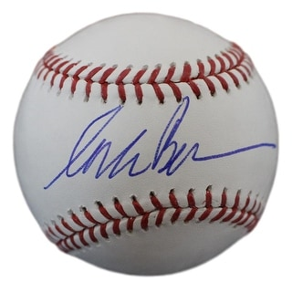 Link to Corbin Bernsen AutographedSigned OML Baseball Major League JSA Similar Items in Sports Memorabilia