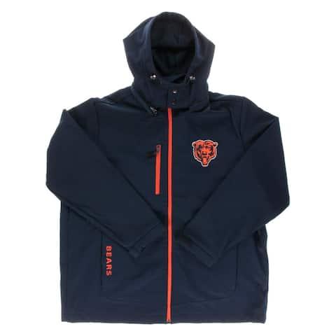 Team Apparel Mens Jacket 2-in-1 Fleece
