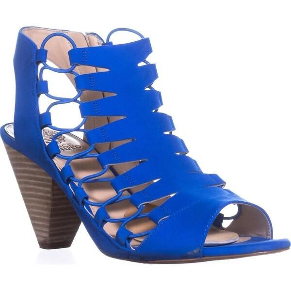 Shop Vince Camuto Eliaz Strappy Dress Sandals Pool Side
