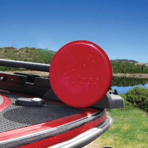 "10"" Red Trolling Motor Propeller 3 Blade Cover"